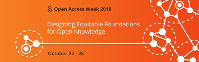 International Open Access Week 2018